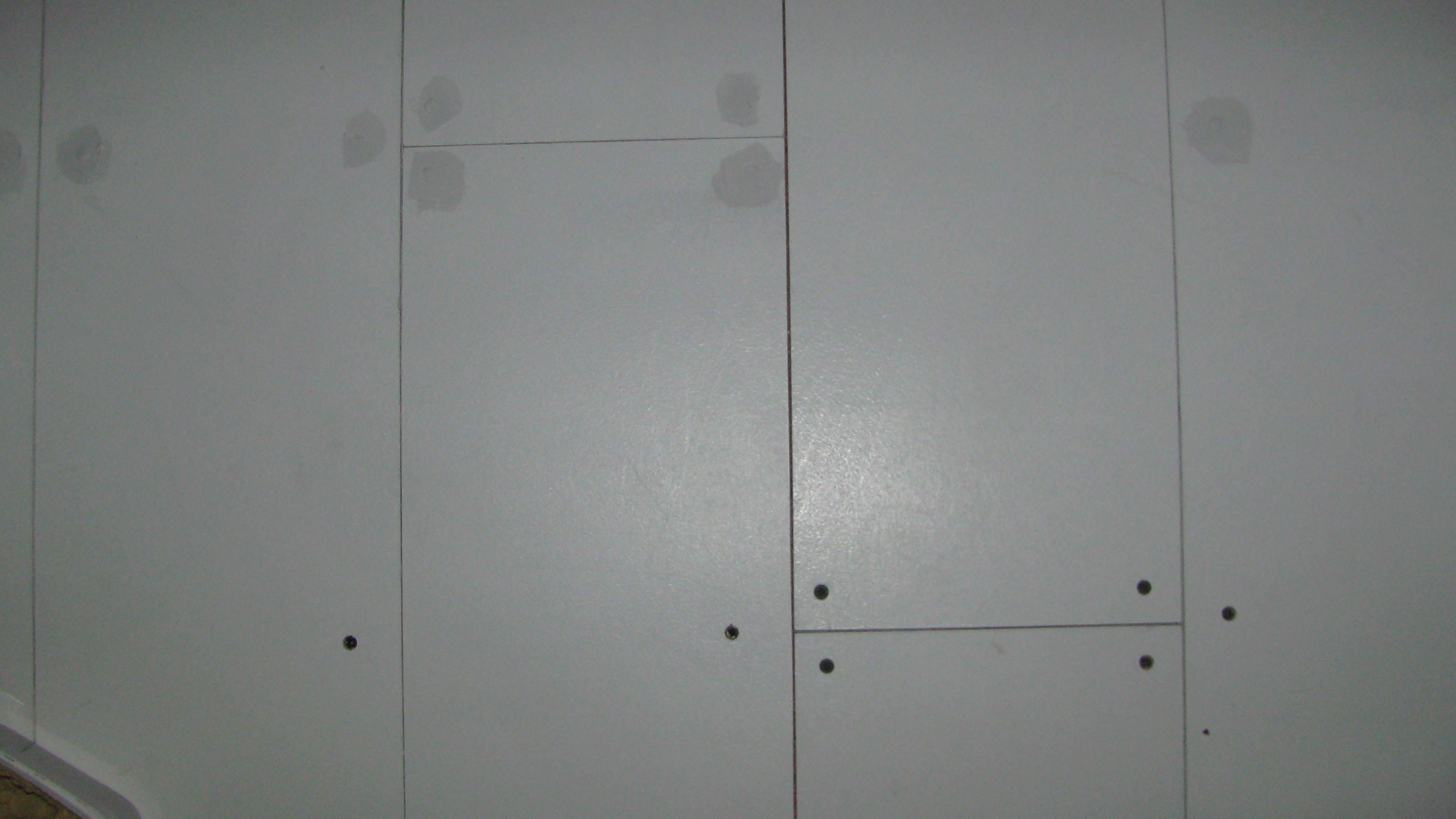 Plywood Plank Floors