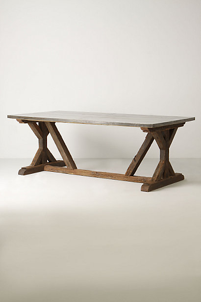 anthropologie table
