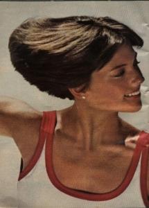 Dorothy Hamill hair